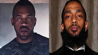 Lloyd Banks Ft. Nipsey Hussle - Me And My Strap (Classic)
