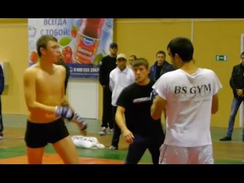 Финальный бой в Димитровграде