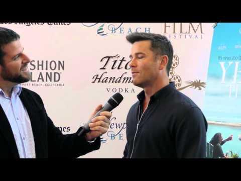 Yannick Bisson - 2016 Newport Beach Film Festival