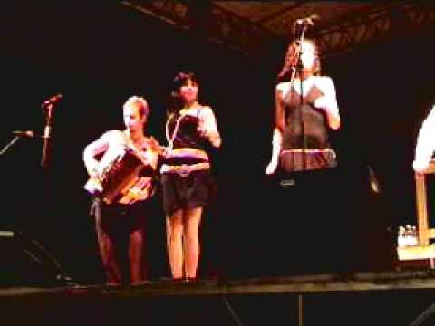 Deladap on stage