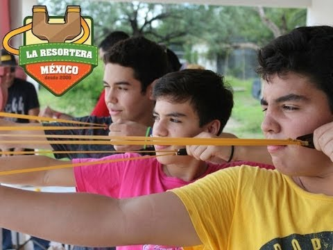 Torneo nacional de tiro con resortera | Info7 | Nuevo León