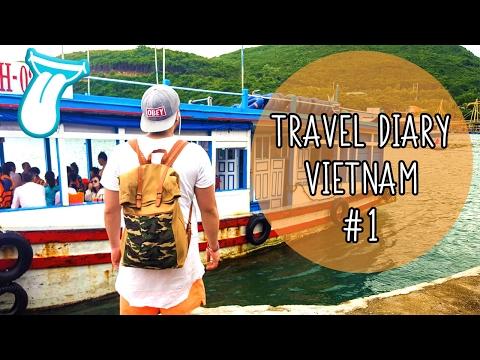 TRAVEL blog deutsch | Vietnam reise deutsch #1|Street food Saigon,essen im Flugzeug|IN ALLER MUNDE