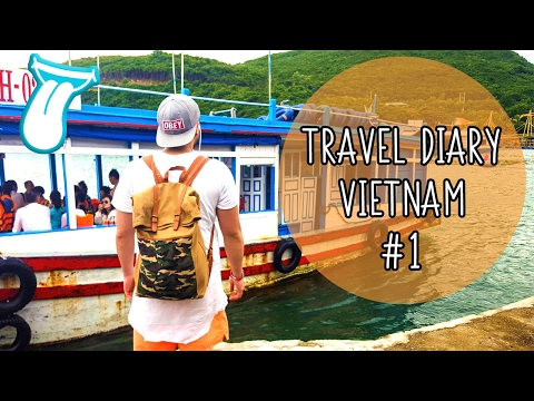 TRAVEL blog deutsch | Vietnam reise deutsch #1|Street food Saigon,essen im Flugzeug|IN ALLER MUNDE
