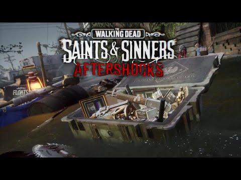 The Walking Dead : Saints & Sinner - Aftershocks