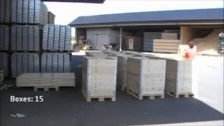 Pallet Collar Box - Storage And Setup