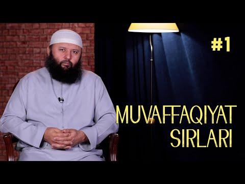 Muvaffaqiyat sirlari  