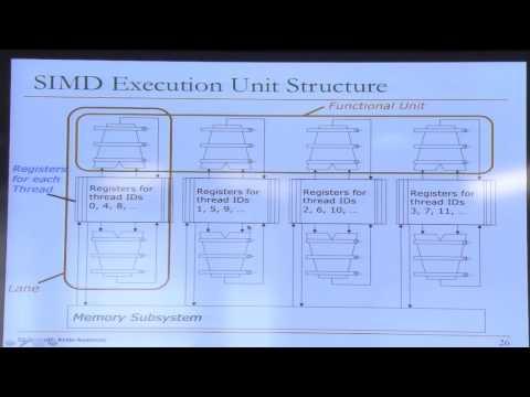 Lecture 15. GPUs, VLIW, Execution Models - Carnegie Mellon - Computer Architecture 2015 - Onur Mutlu