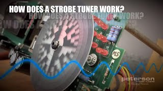 How Does A Strobe Tuner Work? | Peterson Strobe Tuners
