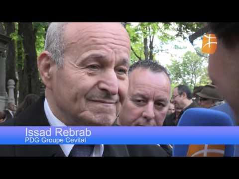 Exclusif : Issad Rebrab sur Berbère TV