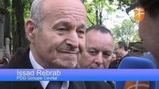 Issad Rebrab fustige un «coup de force contre la presse indépendante»