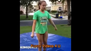 NEW People Doing Stupid Things - Funny Videos Fails 2016