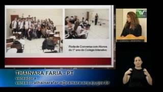 PE 10 Thainara Faria