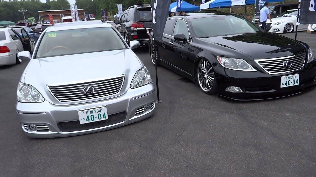 Lexus Ls430 Celsior F30 Amp Lexus Ls460l Custom Car Ã�クサス