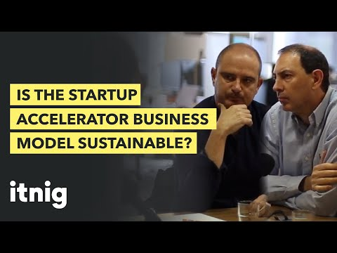 The Startup Accelerator Business Model And The Emergence Of