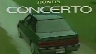 1988 Honda Concerto
