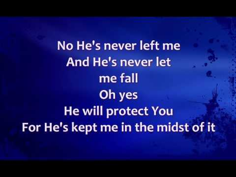 In The Midst Of It All - Yolanda Adams