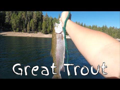 Union Valley Reservoir Fishing