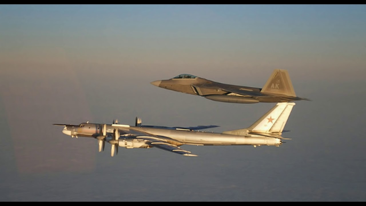 russian-strategic-bombers-escorted-by-us-f-22-over-neutral-arctic-waters