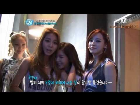 [ENG] 130627 After School [First Love] M! Countdown Behind the Scenes