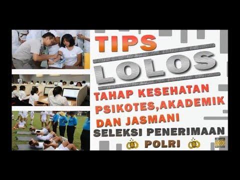 Pengen LULUS Masuk POLISI / POLWAN? Kamu Wajib Lihat Video Ini