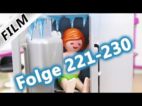 Playmobil Film Deutsch | Folge 221-230 | Kinderserie Familie Vogel | Compilation