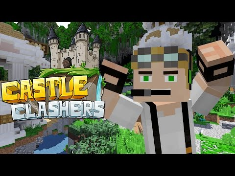 Minecraft   CLASH ROYALE IN MINECRAFT?   Castle Clashers [1]