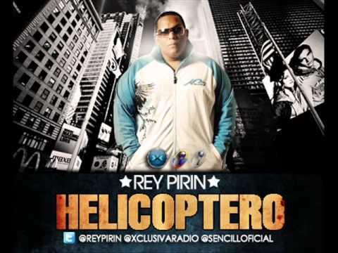el helicoptero rey pirin