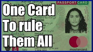 Biometric National ID Cards Exposed - Maldives Government Launches The Beast System