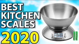 ✅ TOP 5: Best Kitchen Scales 2020
