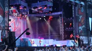Iron Maiden: The Trooper live at the Download Festival 2013