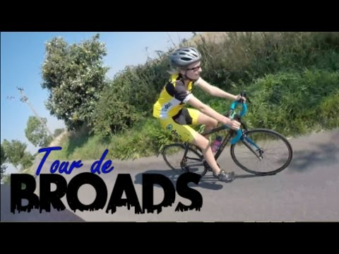 Tour de Broads Cycle Sportive 2015 - Challenge Ride