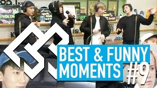 Reserved & Quiet Idols: BTOB #9 - Best & Funny Moments!