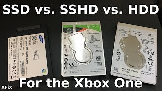 Xbox One Hard Drive Speeds Explained