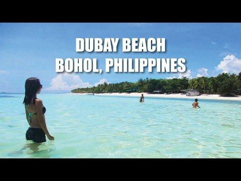 Dubay Beach Bohol Philippines