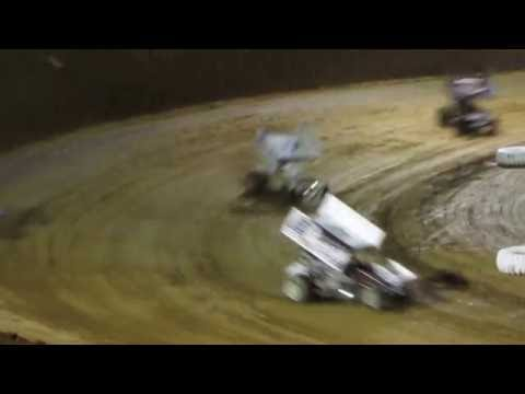 Placerville Speedway World of Outlaws 4/08/2015