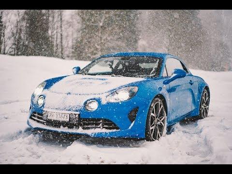 2019 Alpine A110 | Snow Drive & First Impressions!