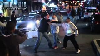 Caught On HD Camera Fight In Roseville, CA Leads To Man Getting Stabbed! Warning  GRAPHIC  YouTube
