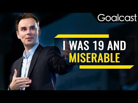 How to Judge Your Life Using 3 Simple Questions | Brendon Burchard | Goalcast