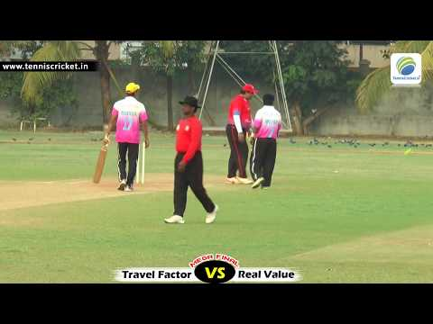 Finale Match  MCA Cricket Premier League -2015 , Kandivali