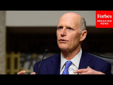 """""""Debt Crisis"""": Rick Scott Says US Debt Levels Are Equivalent To Each Family Owing $250,000"""