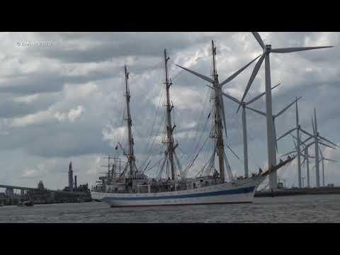 Tall Ships Sail Out Delfsail 2016