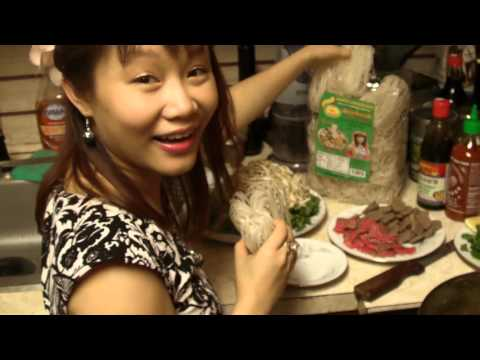 Cooking With Xuan: Pho (Vietnamese Soup)