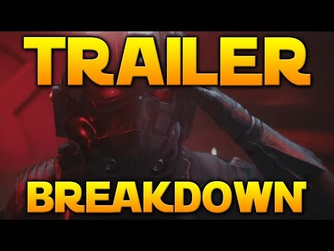 TRAILER BREAKDOWN & THOUGHTS! - Star Wars Battlefront 2 Campaign