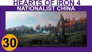 Hearts of Iron 4 - Nationalist China - Ep 30