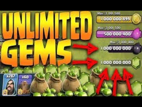 HOW TO MOD CLASH OF CLANS no jailbreak works iOS and Android