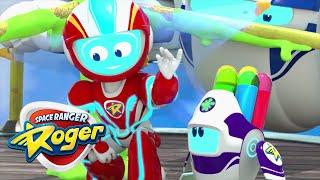 Cartoons For Children   Space Ranger Roger   Full Episode - Roger-Go-Round