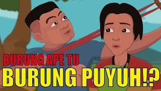 Download BURUNG APE TU MAN? BURUNG PUYUH⁉️ - ANIMASI KOLOR CEPLOK