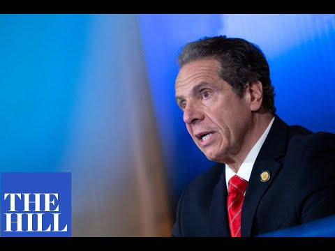 Cuomo's message to sheriffs who WON'T enforce COVID-19 laws
