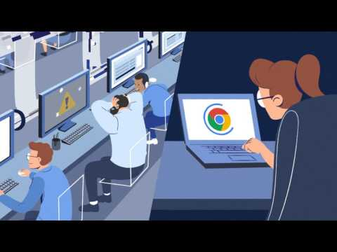 Chrome browser: online security for your business