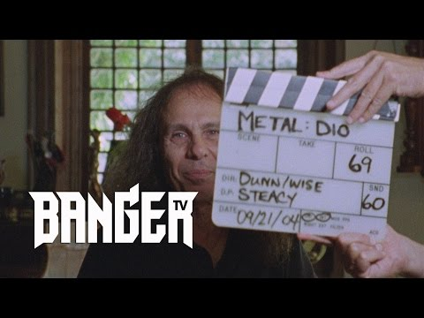 RONNIE JAMES DIO interview on religion and the Devil 2004 | Raw & Uncut